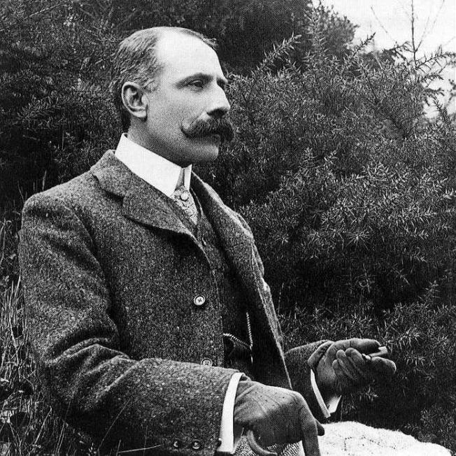 Sir Edward Elgar (1857 – 1934)