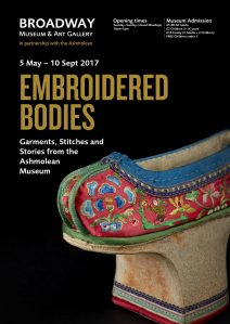 Embroidered Bodies: Textiles Exhibition, Broadway