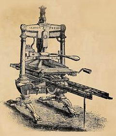 Middle Hill printing press Thomas Phillipps